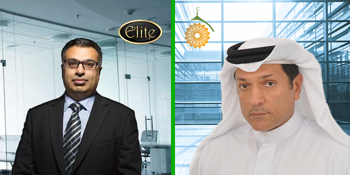 President of Tabarak Investment Capital Limited – Investment Bank Dr. Mohamed Ahmadi and the President of Elite Capital & Co. Mr. George Matharu, MBA.