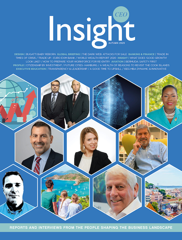 CEO-Insight's Cover – Autumn 2020