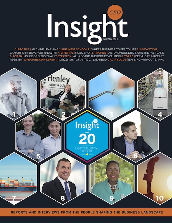 CEO-Insight Cover – January 2020